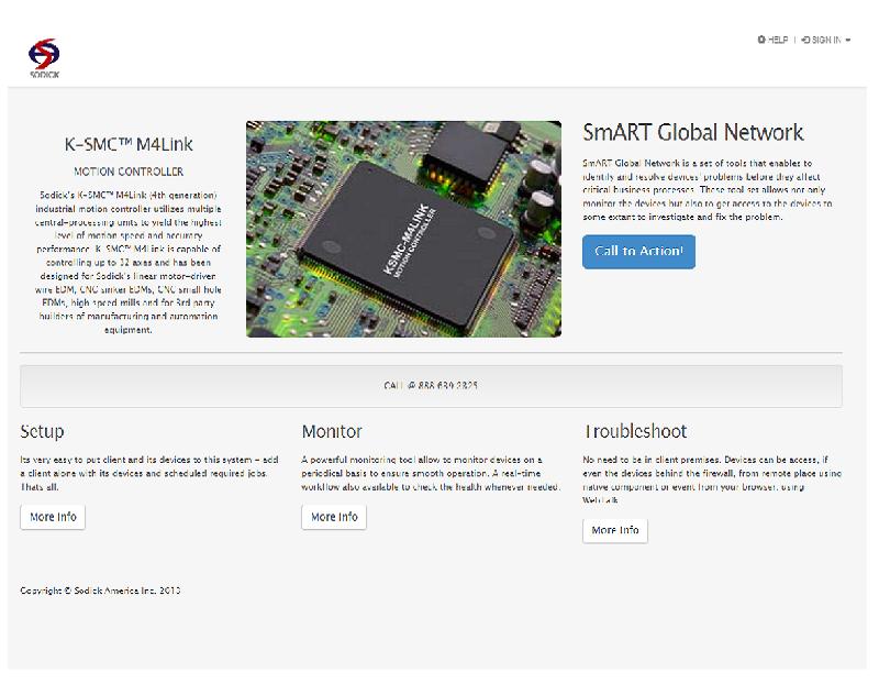 Smart Global Network